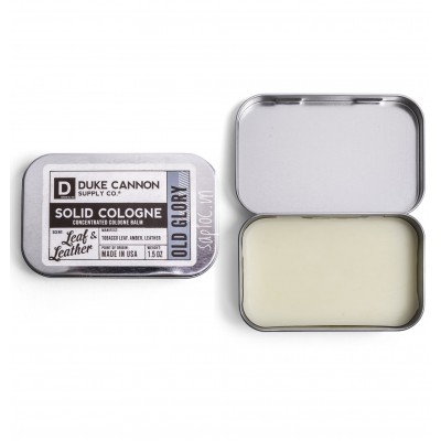 Nước hoa khô Duke Cannon Solid Cologne - Old Glory