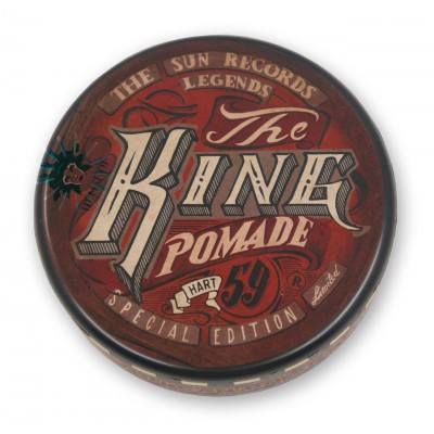 Schmiere Pomade The King