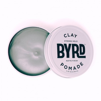 Byrd Hair Clay Pomade