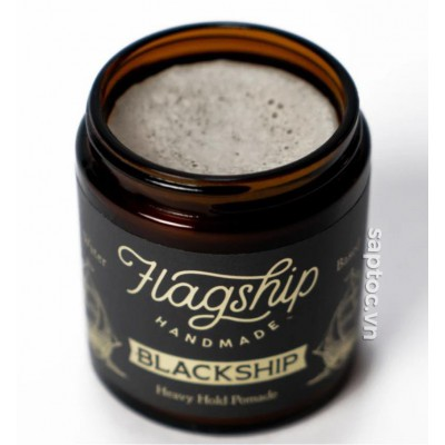 Flagship Black Ship Heavy Hold Pomade