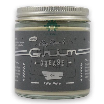 Grim Grease Clay Pomade ( 113g )