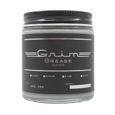 Grim Grease Dark Cream Pomade
