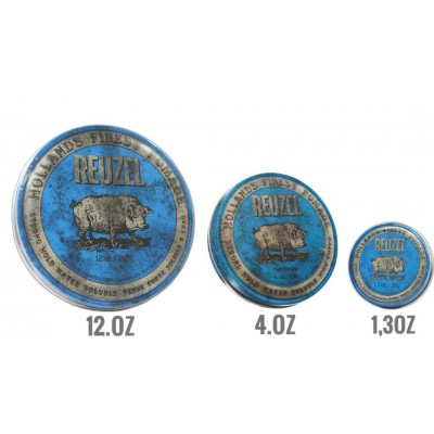 Reuzel Blue Pomade Strong Hold 1.3oz ( 35g )