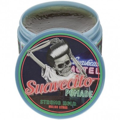 Suavecito Pomade Strong Hold Spring