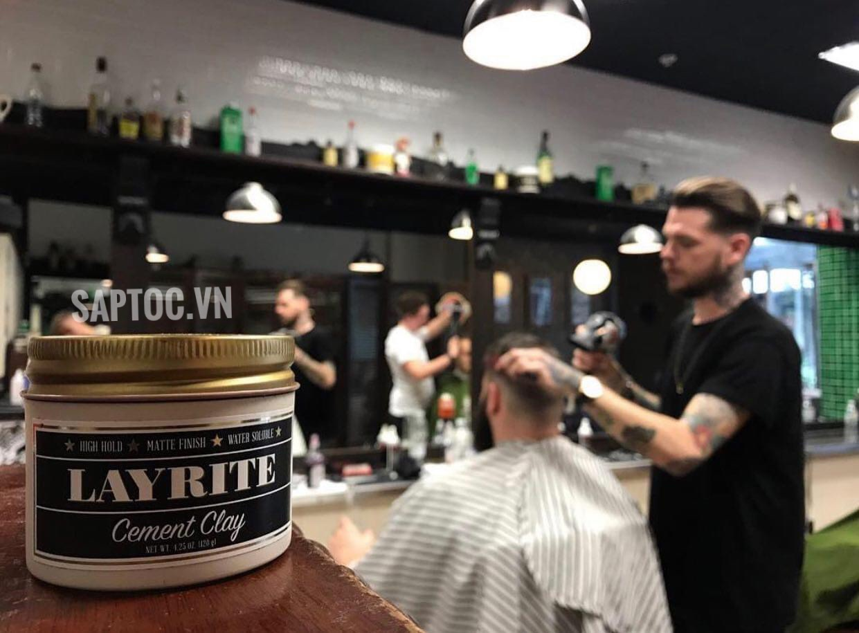 Lay Rite Pomade Cement Clay