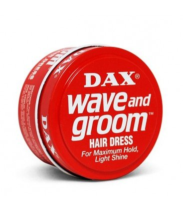 Pomade gốc dầu Dax Wave and Groom
