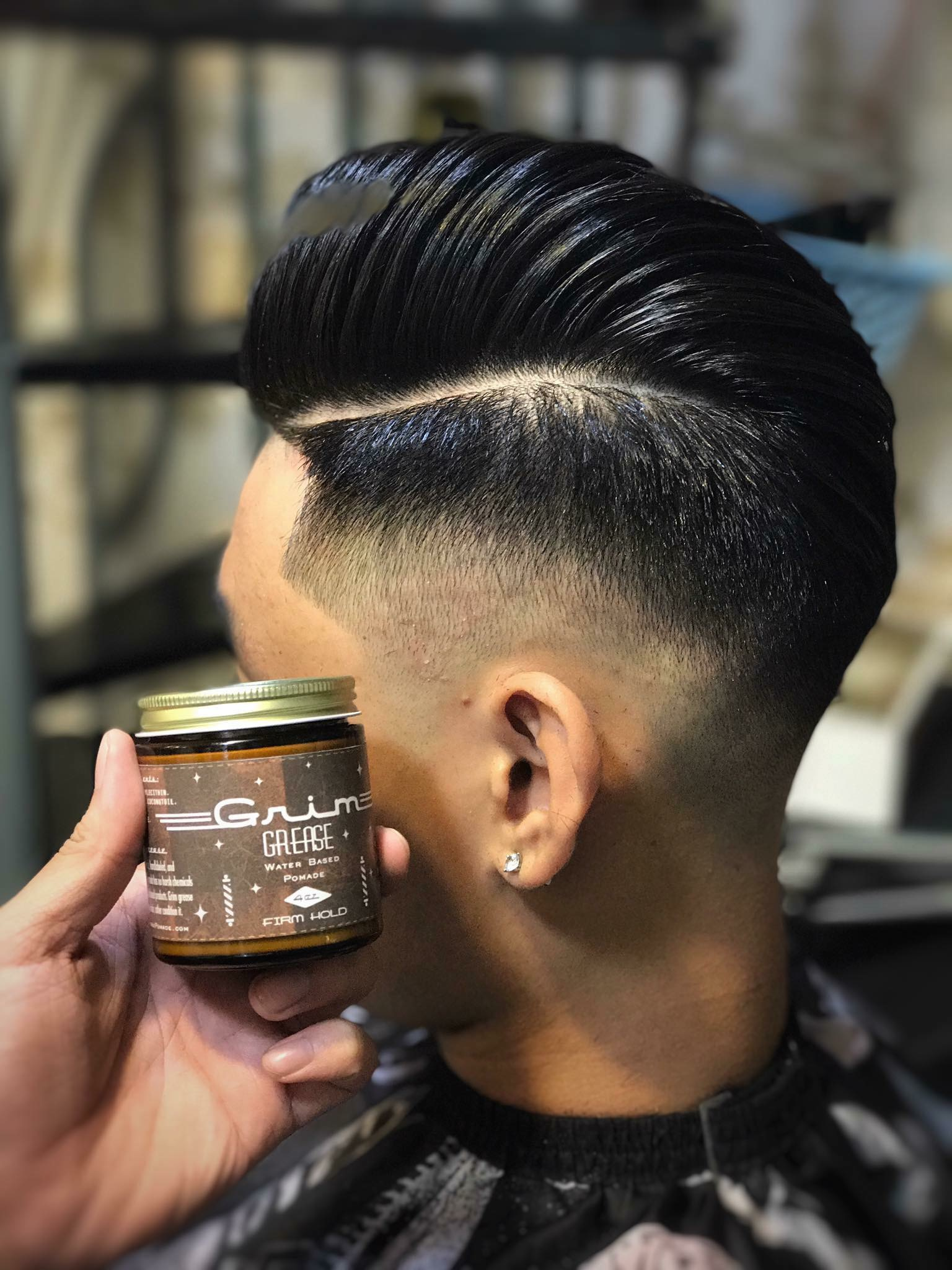 Grim grease tomford pomade