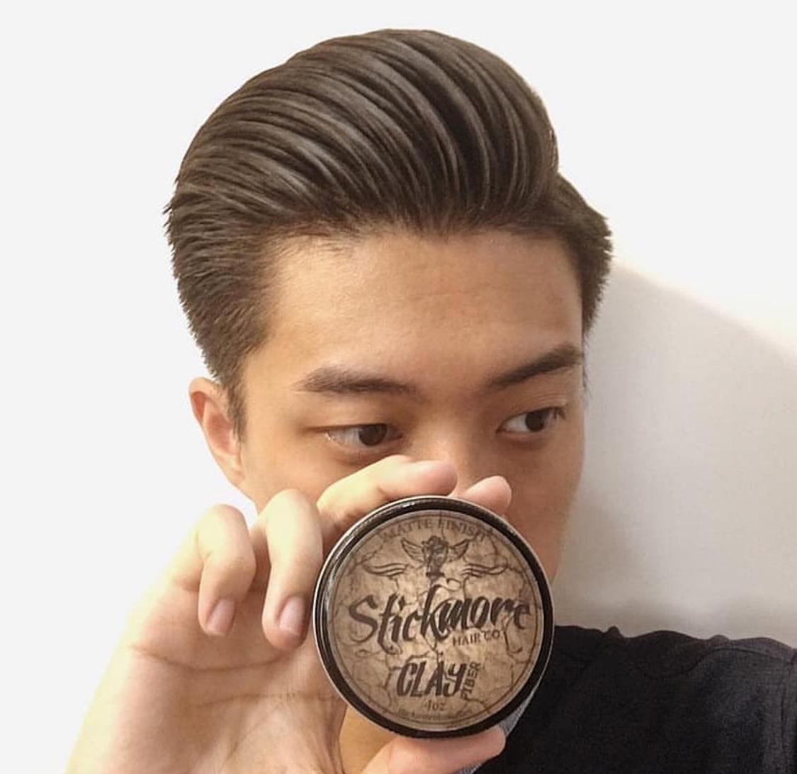sáp tóc stickmore clay fiber
