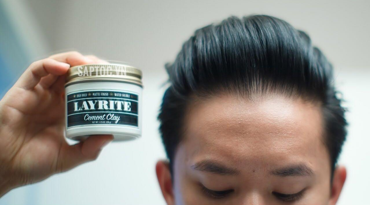 layrite cement clay pomade
