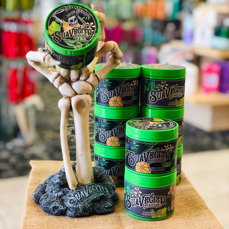 Suavecito firme strong hold spring