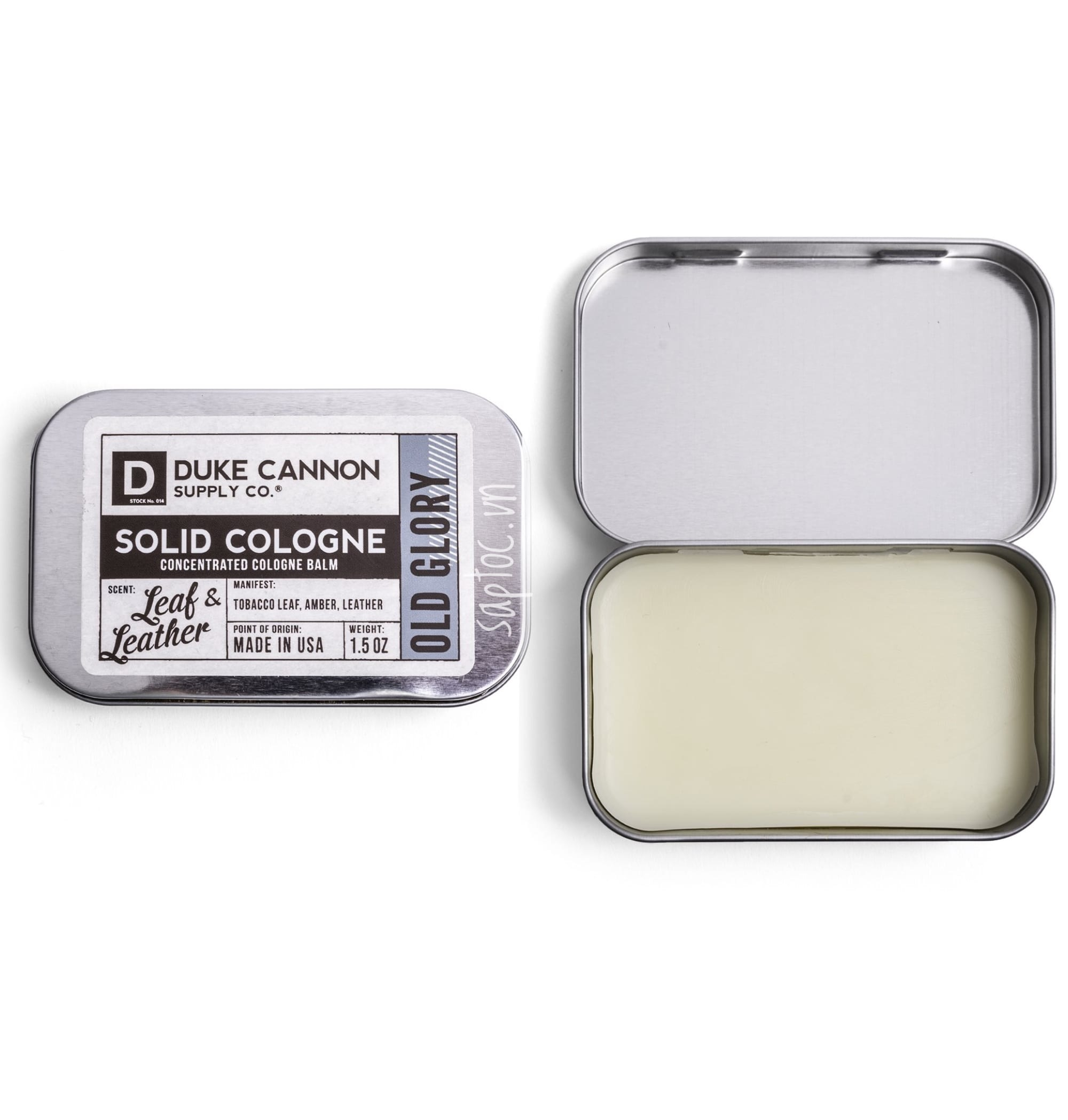 Duke Cannon Solid Cologne - Old Glory