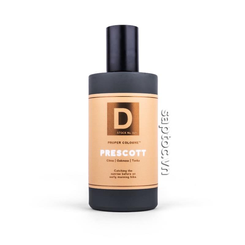Nước hoa Duke Cannon Proper Cologne Prescott