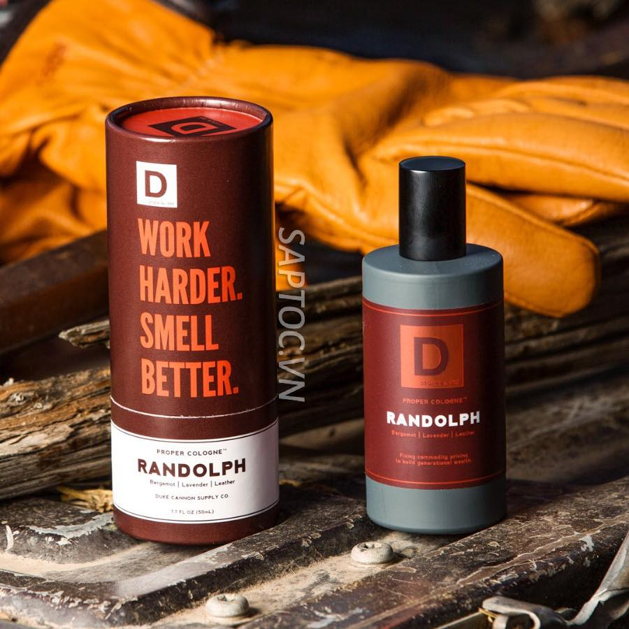 nước hoa Duke Cannon Proper Cologne Randolph