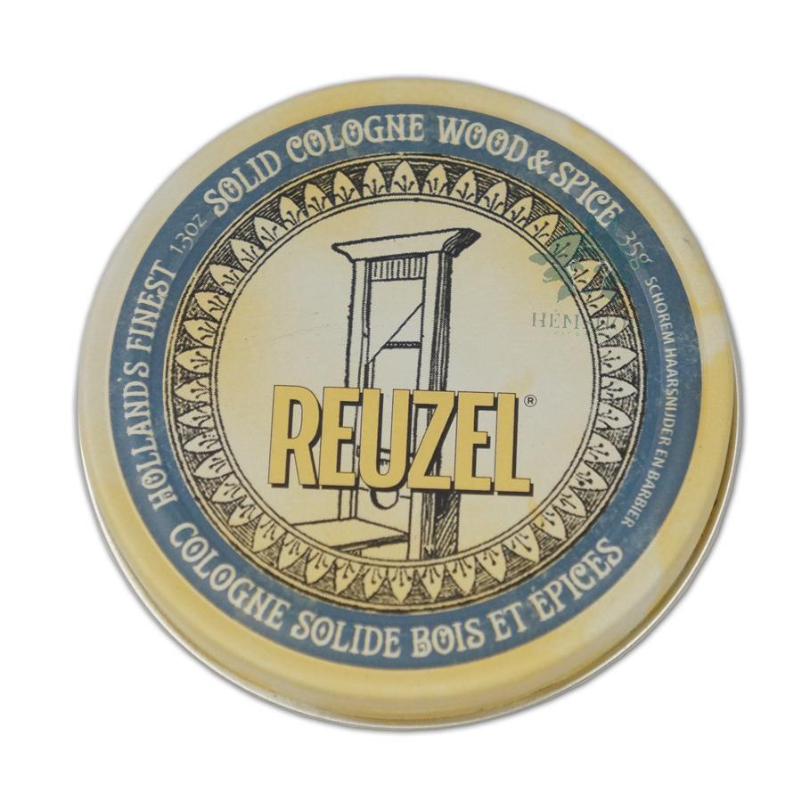 Nước hoa khô Reuzel Solid Cologne Balm Wood Spice