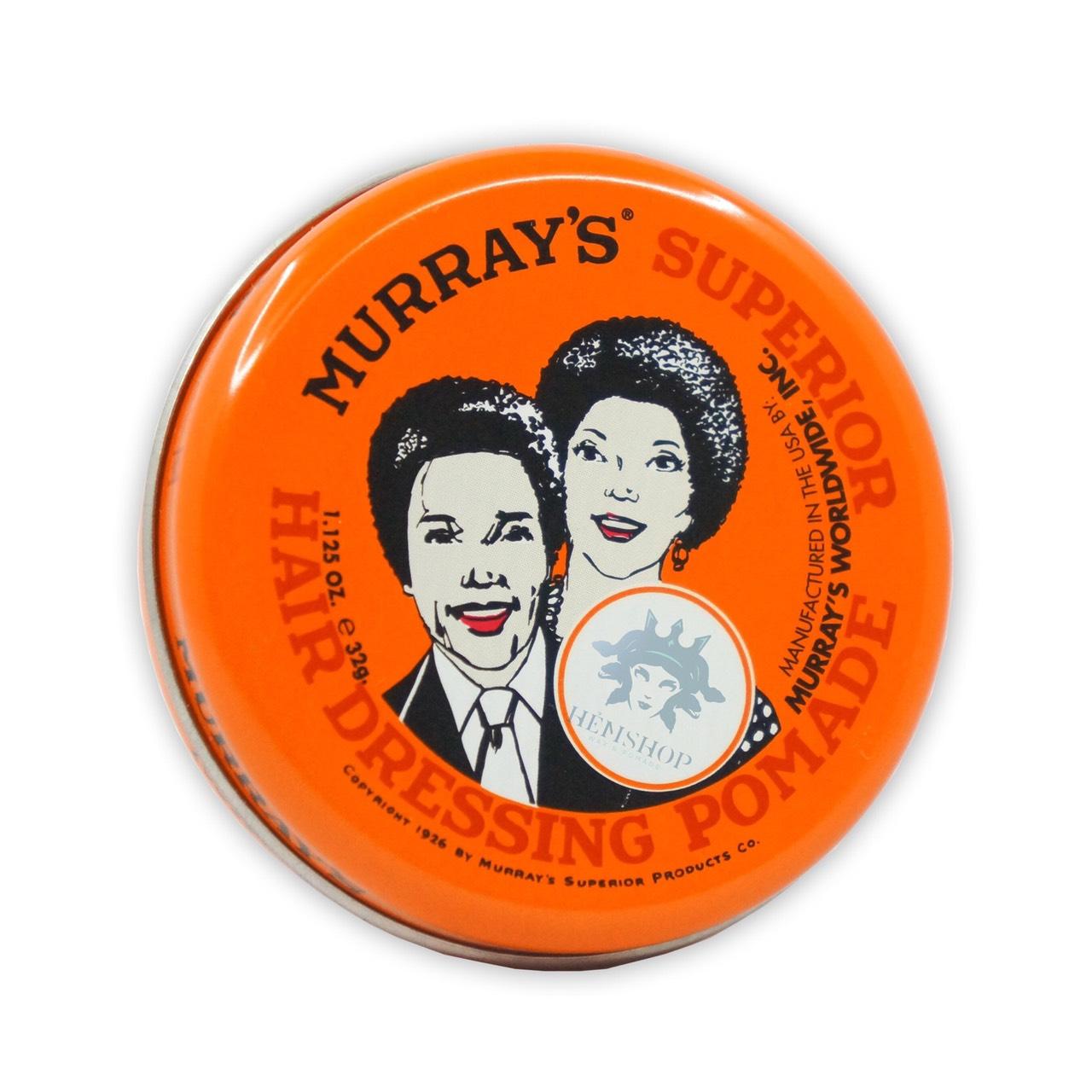 Sáp vuốt tóc Murray's Superior Pomade 30gram