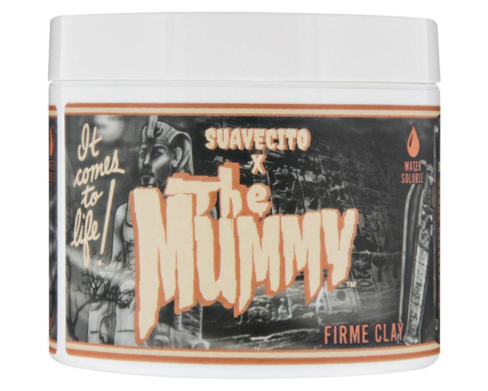 Suavecito The Mummy Clay Pomade