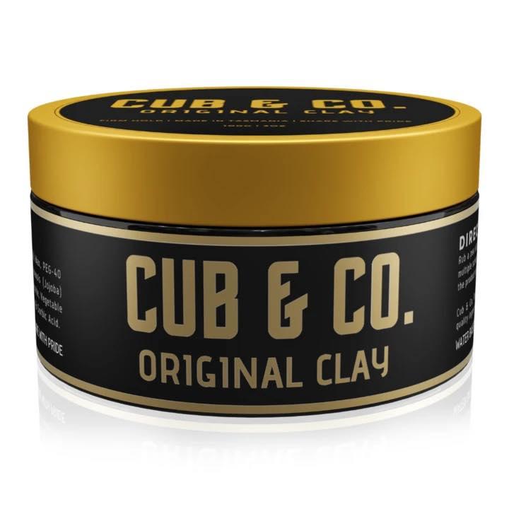 sáp tóc nam cub and co original clay