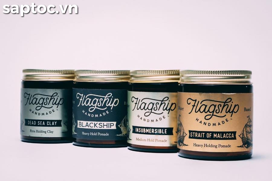 Flagship Chaotic Clay Pomade