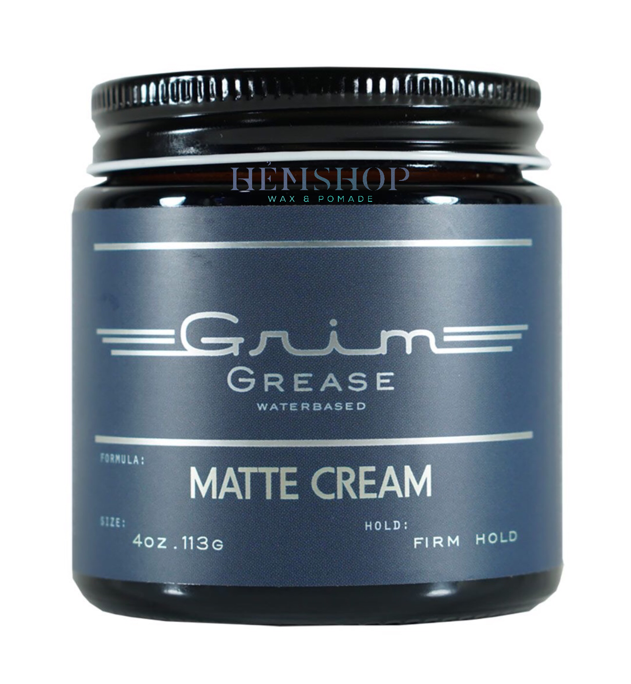 Grim Grease Matte Cream