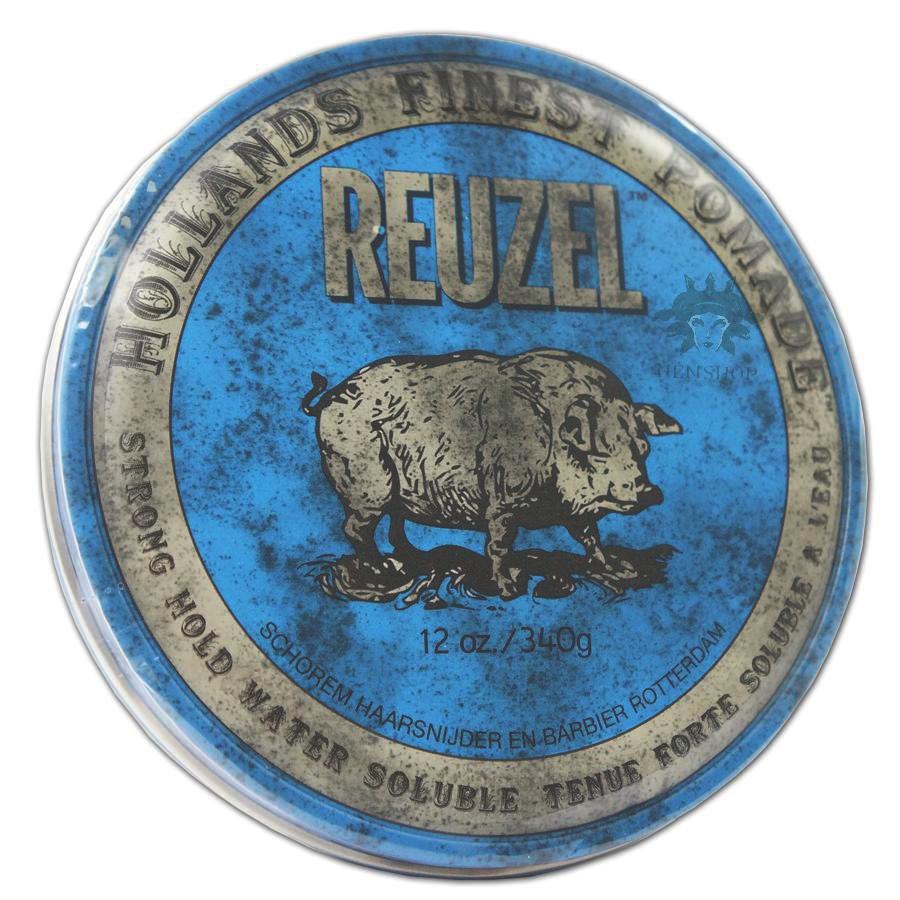 Sáp vuốt tóc Reuzel Blue Pomade 12.oz