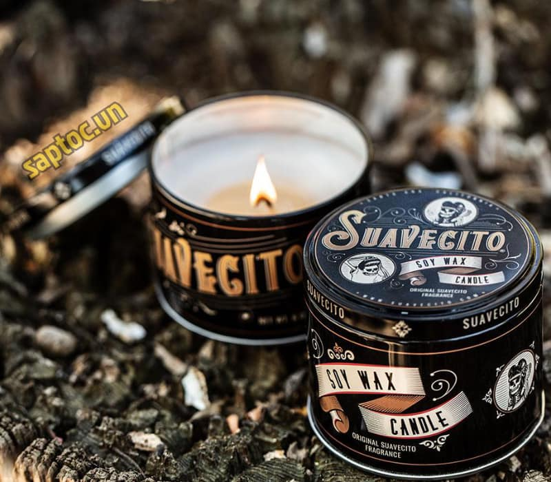 Nến thơm SuavecitoSoy Wax Candle