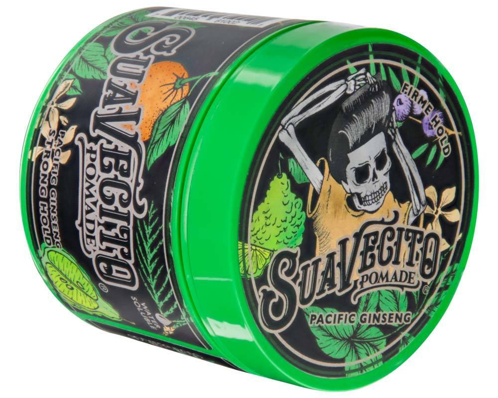 suavecito firme strong hold pomade