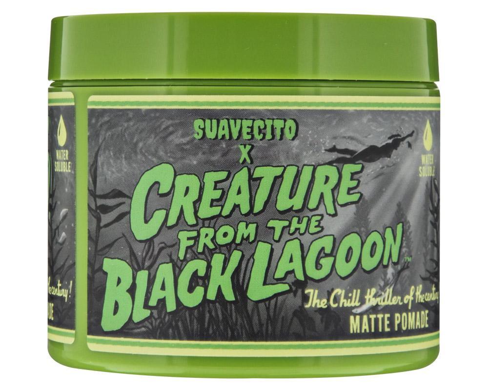 Sáp vuốt tóc Suavecito the Black Lagoon Matte Pomade