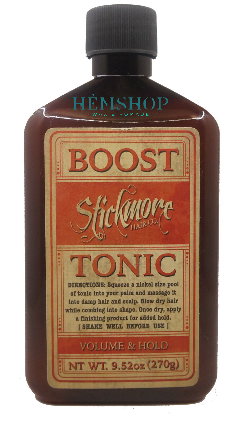 boots tonic stickmore