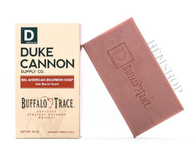 Duke CannonBig American Bourbon Soap