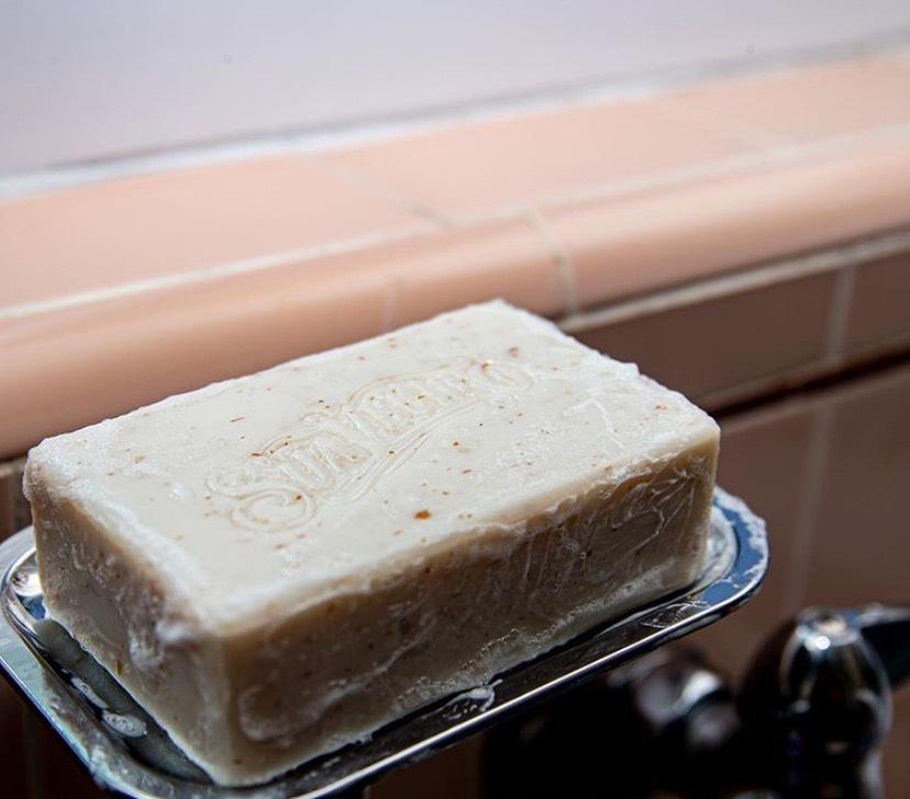 Suavecito Body Soap Whiskey Bar